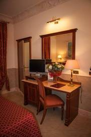 Habitación doble Lujo del hotel Palladium Palace. Foto 1