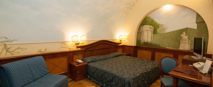 Junior suite  del hotel Palladium Palace. Foto 1