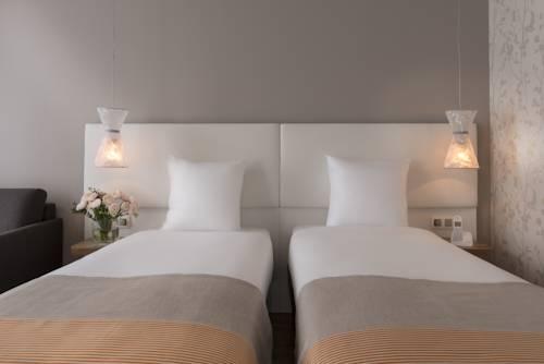 Doble Clásica dos camas separadas del hotel Magenta 38 by HappyCulture