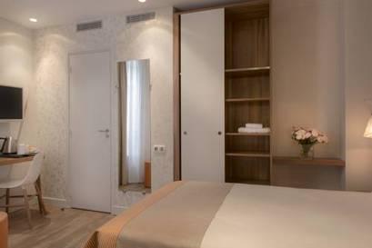Habitación individual  del hotel Magenta 38 by HappyCulture