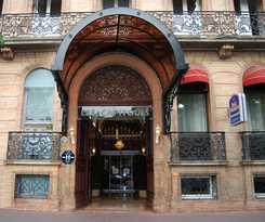 Hotel Best Western Grand Les Capitouls Jean Jaures