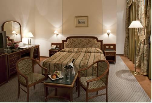 Habitación individual  del hotel AMBASSADOR ZLATA HUSA