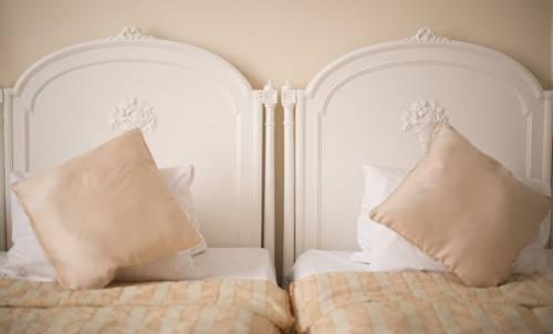 Habitación doble dos camas separadas del hotel AMBASSADOR ZLATA HUSA