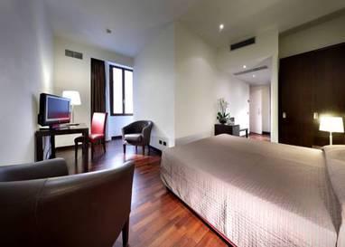 Superior room del hotel Exe International Palace