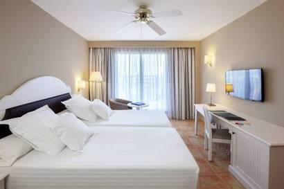 Habitación doble Superior del hotel Occidental Isla Cristina