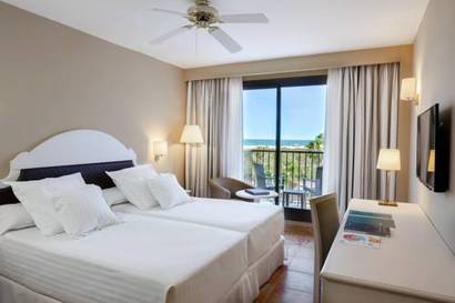 Habitación doble Vista Mar Superior del hotel Occidental Isla Cristina