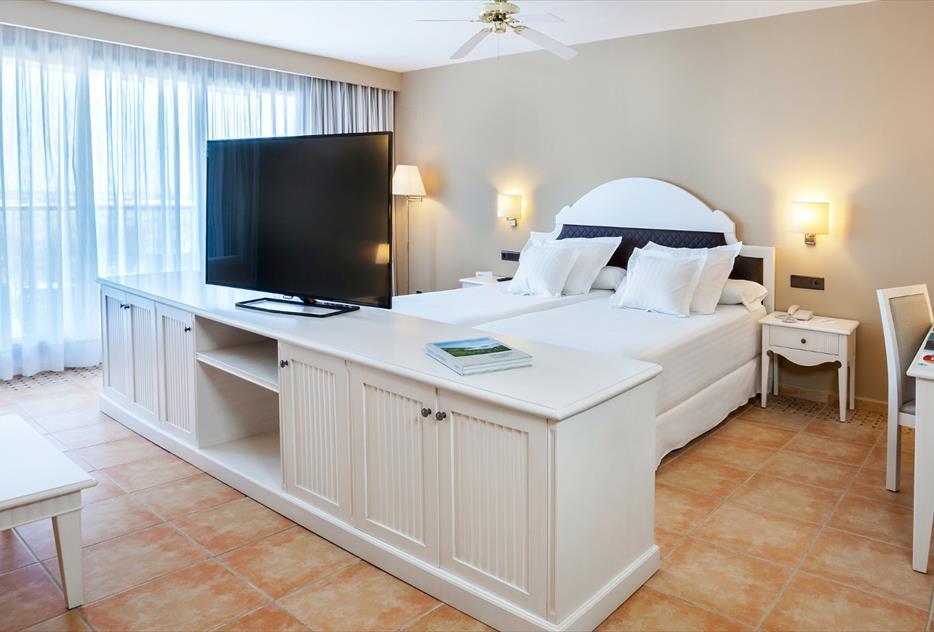 Habitación doble Lujo del hotel Occidental Isla Cristina