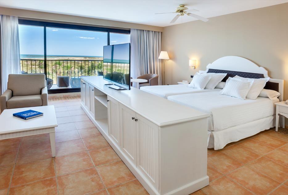 Habitación doble Vista Mar Lujo del hotel Occidental Isla Cristina