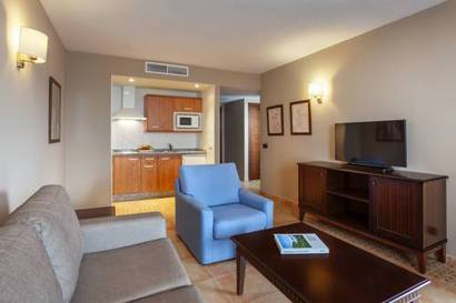Apartamento Deluxe del hotel Occidental Isla Cristina. Foto 2