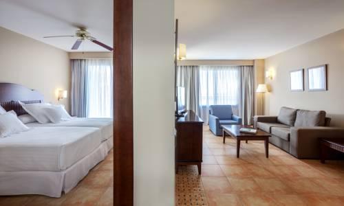 Apartamento Deluxe Vista Mar del hotel Occidental Isla Cristina. Foto 2
