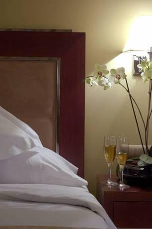 Habitación doble  del hotel Nuevo Madrid. Foto 1
