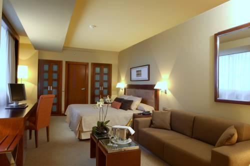 Junior suite  del hotel Nuevo Madrid
