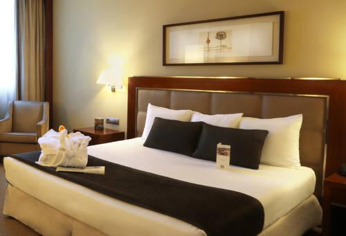 Habitación doble Ejecutiva del hotel Nuevo Madrid