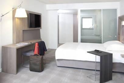 Habitación doble Superior del hotel Novotel Les Halles. Foto 1