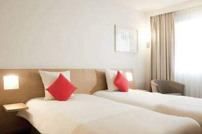 Standard Room with Twin Beds del hotel Novotel Paris Tour Eiffel