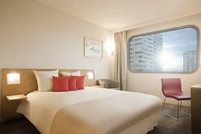 Standard room del hotel Novotel Paris Tour Eiffel
