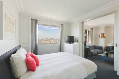 Executive Suite del hotel Novotel Paris Tour Eiffel