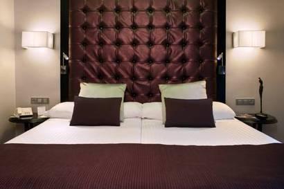 Habitación doble Con Cocina del hotel Mirador de Chamartin. Foto 1