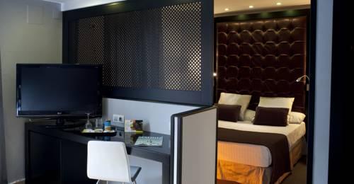 Habitación Doble + 2 camas extras del hotel Mirador de Chamartin