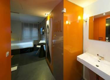 Habitación Doble + 2 camas extras del hotel Mirador de Chamartin. Foto 2