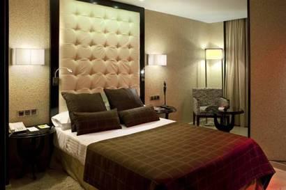 Habitación doble  del hotel Mirador de Chamartin. Foto 1
