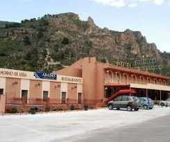 Hotel BECERRA SANTA LUCIA