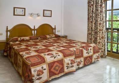 Apartamento 2 dormitorios Superior del hotel Blue Sea Callao Garden. Foto 1