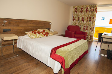 Habitación doble Accesible del hotel Nubahotel Comarruga