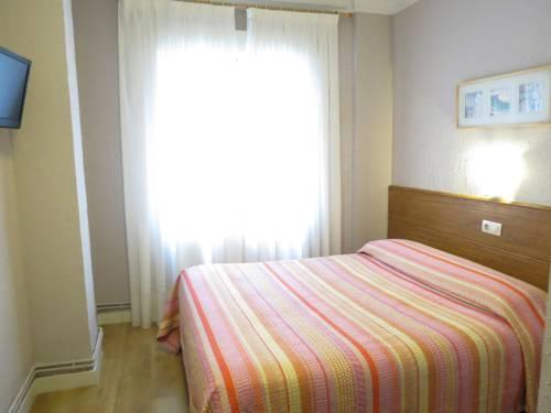 Habitación doble Baño compartido del hotel Pensión Don Claudio
