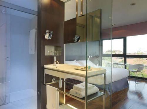 Habitación doble  del hotel Eurostars Angli. Foto 3
