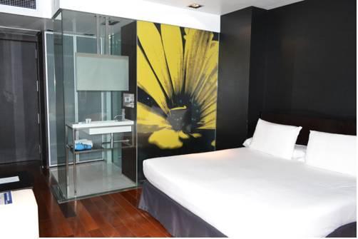 Doble Básica del hotel Eurostars Angli. Foto 1