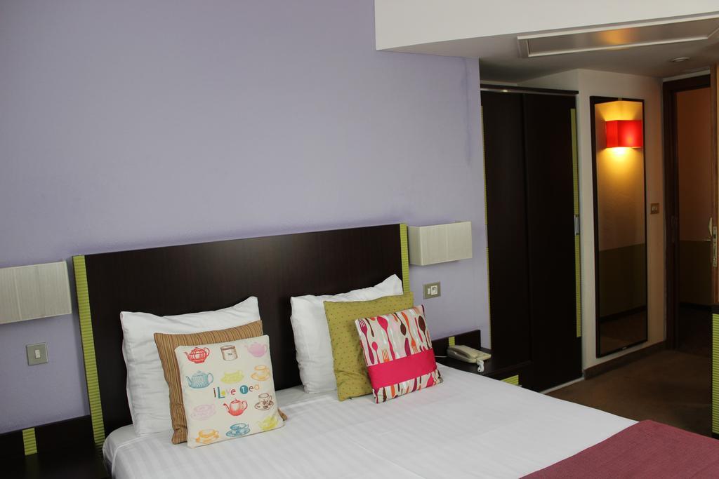 Superior room del hotel Floris Arlequin Grand Place