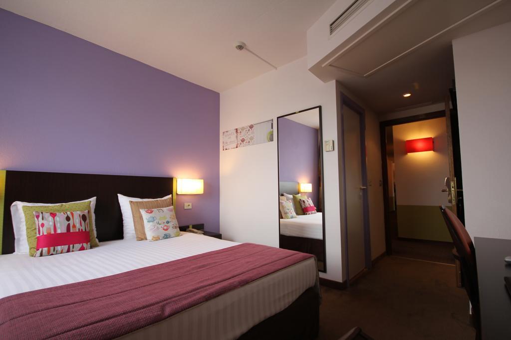 Superior Room City View del hotel Floris Arlequin Grand Place