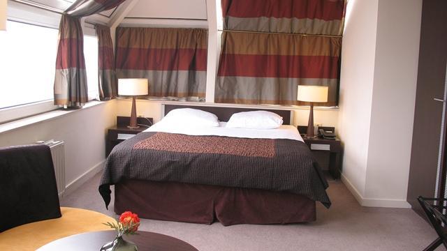 Junior Suite del hotel Floris Arlequin Grand Place