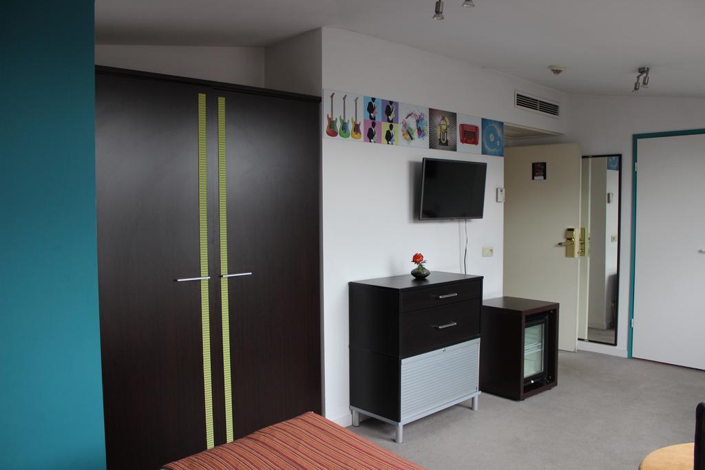 Junior Suite del hotel Floris Arlequin Grand Place. Foto 1