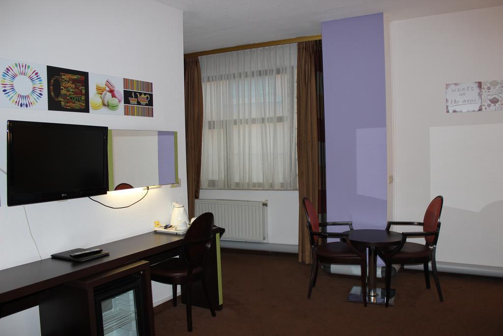 Executive Twin room del hotel Floris Arlequin Grand Place