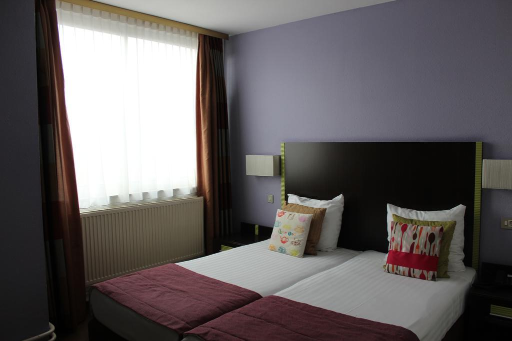 Superior Twin room del hotel Floris Arlequin Grand Place