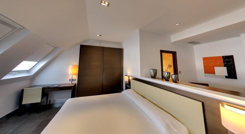 Junior suite  del hotel Hyltor