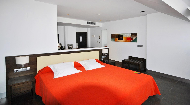 Junior suite  del hotel Hyltor. Foto 1