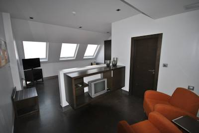 Junior suite  del hotel Hyltor. Foto 2