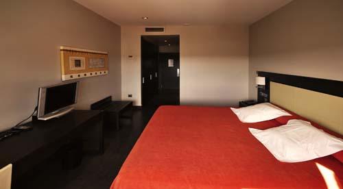 Habitación doble Superior del hotel Hyltor