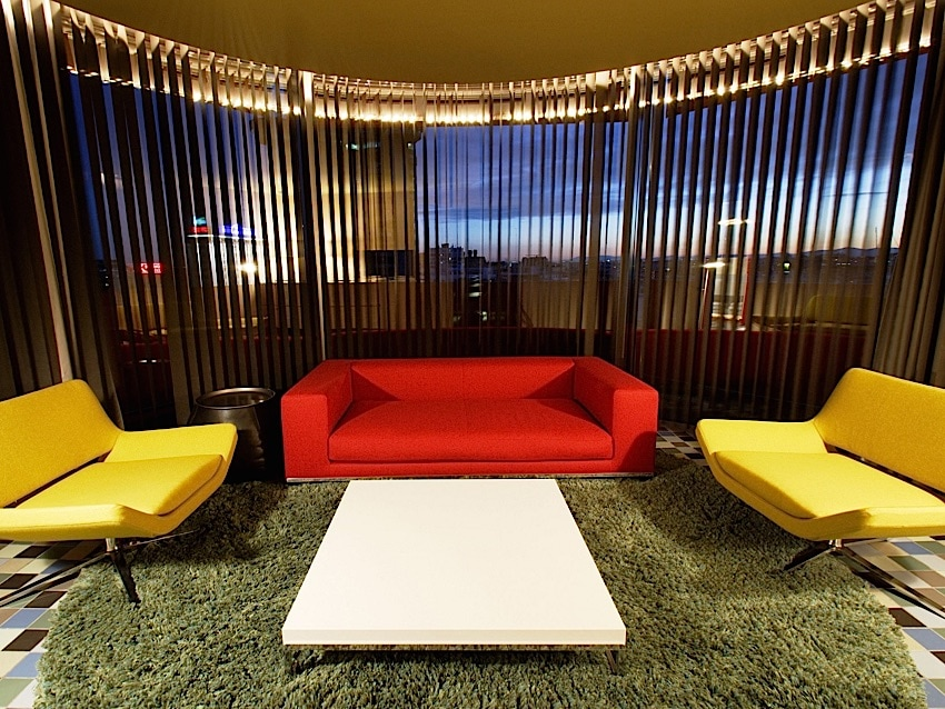Junior suite  del hotel Puerta America