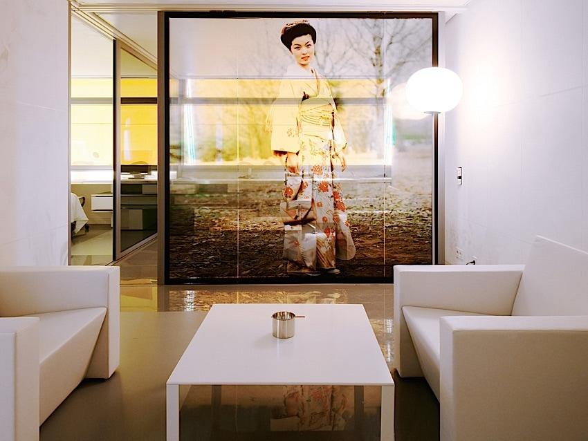 Suite Ejecutiva By Jean Nouvel del hotel Puerta America