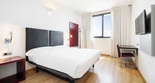 Habitación doble  del hotel Ilunion Aqua 3. Foto 2