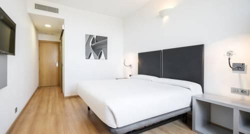 Habitación doble  del hotel Ilunion Aqua 3. Foto 3