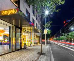 Hotel Angelo by Vienna House Prague