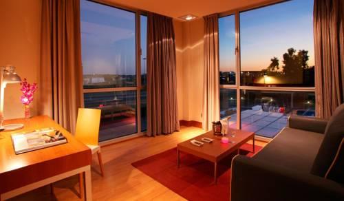 Suite  del hotel SB BCN Events