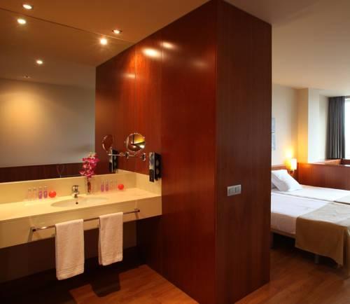 Habitación familiar  del hotel SB BCN Events