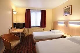 Habitación doble dos camas separadas del hotel ASTRID CENTRE