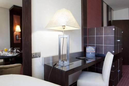 Habitación doble  del hotel Cordoba Center